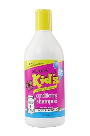 [Sulfur 8-box#33] Kid's Conditioning Shampoo (13.05 oz)