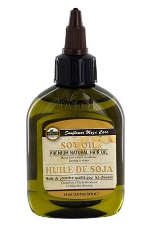 [Sunflower-box#51] Difeel Premium Natural Hair Oil (2.5 oz)-Soy