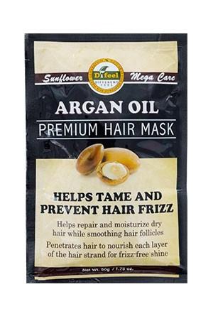 [Sunflower-box#59] Difeel Premium Hair Mask (1.75/12pc/ds) - Argan