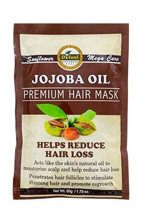 [Sunflower-box#62] Difeel Premium Hair Mask (1.75/12pc/ds) - Jojoba Oil