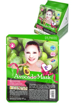 [Sylphkiss - #SK901M031] Avocado Mask (0.8 oz) -pc