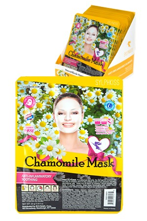 [Sylphkiss - #SK901M061] Chamomile Mask (0.8 oz) -pc