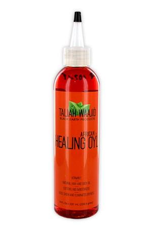 [Taliah Waajid-box#2] Black Earth Products African Healing Oyl -8oz