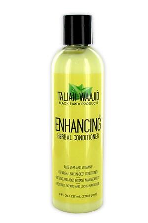 [Taliah Waajid-box#4] Black Earth Products Enhancing Herbal Conditioner  -8oz