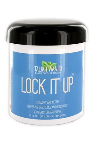[Taliah Waajid-box#10] Black Earth Products Lock It Up -6oz