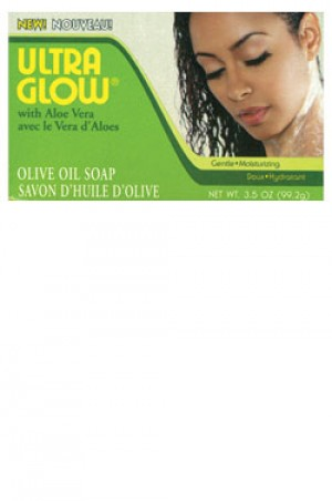 [Ultra Glow-box#28] Olive Oil Soap (3.5oz)