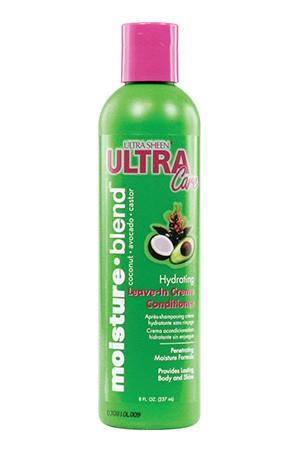 [Ultra Sheen-box#33] Ultra Care Leave-In Creme Conditioner(8oz)