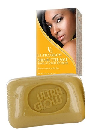 [Ultra Glow-box#11] Shea Butter Soap -3.5oz