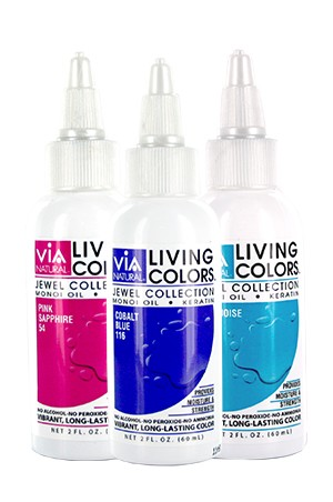 [Via Natural-box#69] Living Hair Color (2 oz)