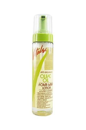 [Vitale-box#28]Olive Oil Foam Wrap Lotion (8 oz)