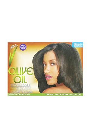 [Vitale-box#29] Olive Oil Relaxer [1 App] - Regular