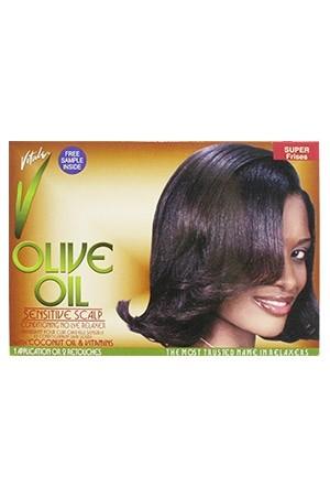 [Vitale-box#30] Olive Oil Relaxer [1 App] - Super