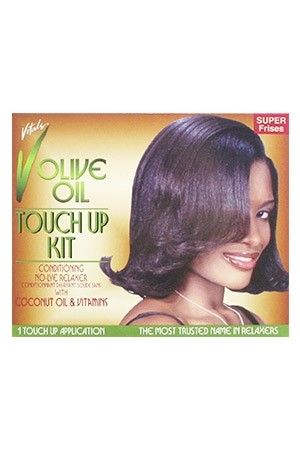 [Vitale-box#32]Olive Oil Relaxer [Touch Up] - Super