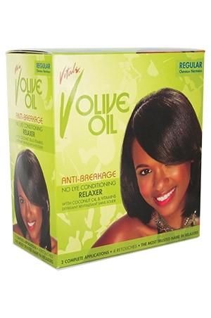 [Vitale-box#33]Olive Oil Relaxer [2 App] -Reg