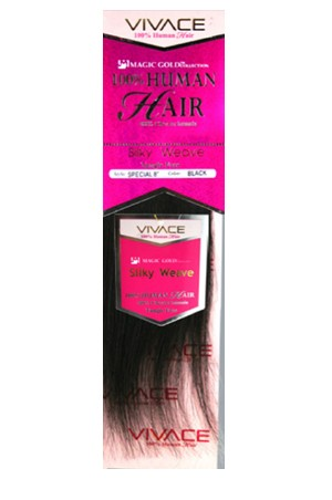 100% Human Hair -  HH-Vivace Weave Special 8""
