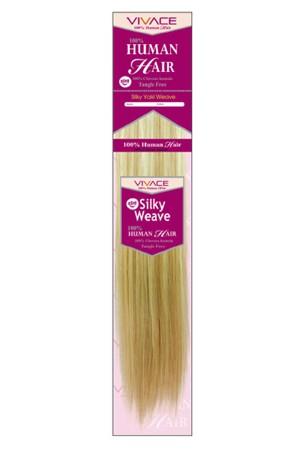 "[100% Human Hair] HH-Vivace Yaki Silky Weave 18"""