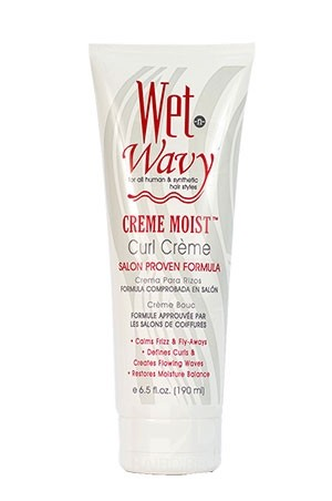 [Wet'n Wavy-box#10] Curl Creme (6.5 oz)