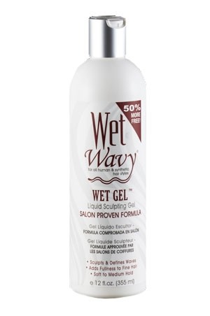 [Wet'n Wavy-box#3B] Wet Gel Liquid (12oz)
