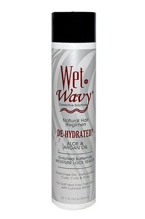 [Wet'n Wavy-box#15]  De-Hydrated? Aloe&Agran oil (10.1oz)