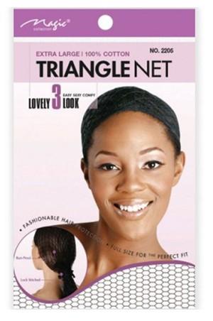 [Magic Collection-#2205] Triangle Net 100% Cotton(XL)-dz