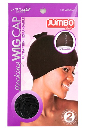 [Magic Collection #2225JBLA] Stretchable Stocking Weaving Cap-dz