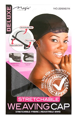 [Magic Collection #2269STR] Stretchable Stocking Weaving Cap-dz