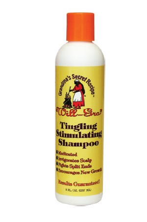 [Will Gro-box#10] Tingling Stimulating Shampoo (8oz)