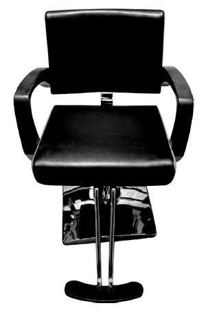 SALON CHAIR Y113 Black