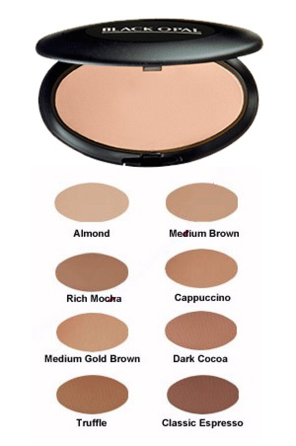 Black Opal Pressed Powder Color Chart Imagessure