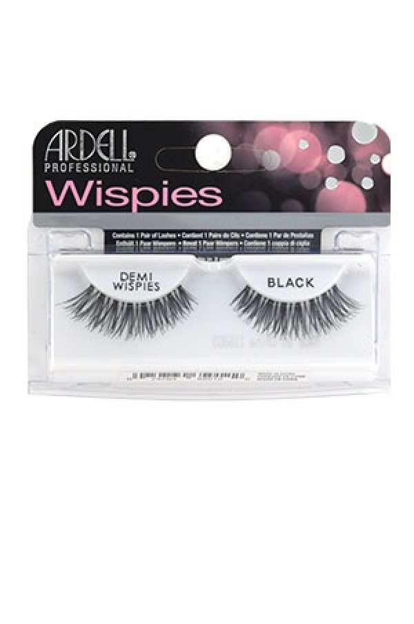 Ardell Wispies Eyelashes Demi Wispies Black Make Up Manicure