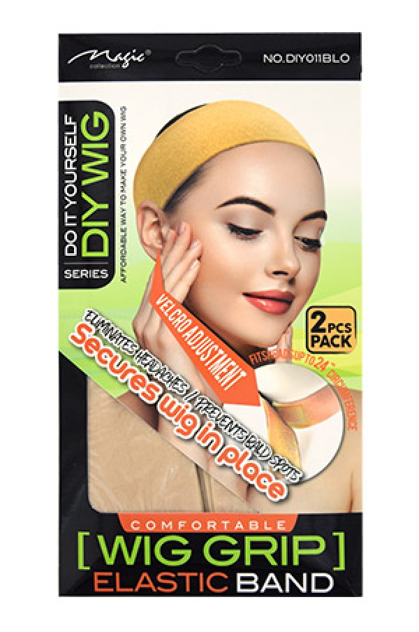 Magic Collection Diy011blo Wig Grip Elastic Band Dz Capsdu