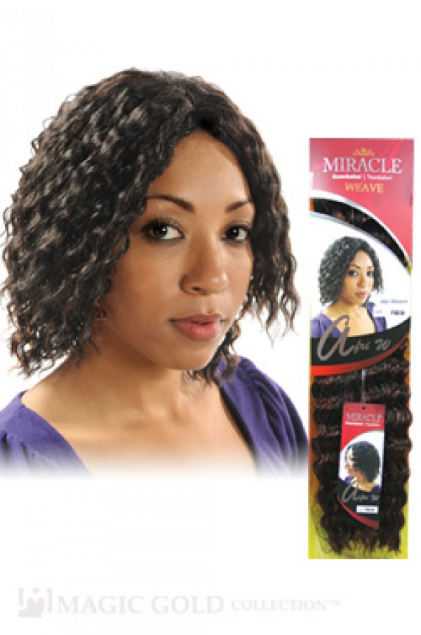 African Curl W Miracle Afriafrican Curl Weave Human Hair Weave